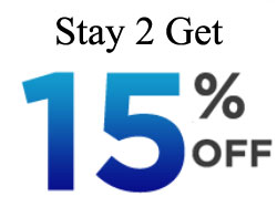 Stay 2 get 15% off Best Western Whichita